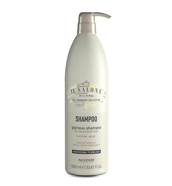 Il Salone Glorious Shampoo 1000 ml.