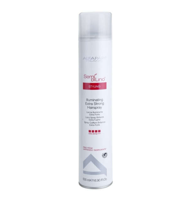 Semi Di Lino Styling Illuminating Spray Extra Fuerte 500 ml