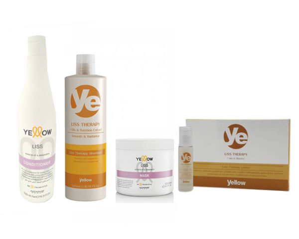 Yellow Liss Therapy Formato Ahorro