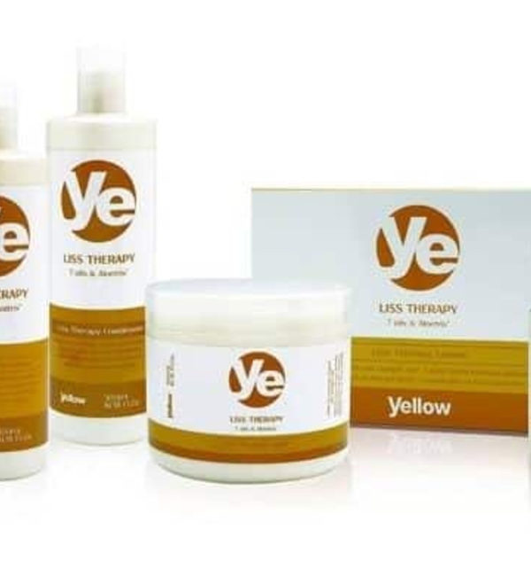 Yellow liss therapy pack formato ahorro