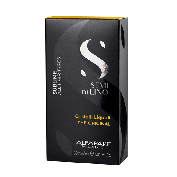 Alfaparf Semi Di Lino Diamond Cristalli Liquidi Spray
