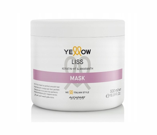 yellow liss therapy mask