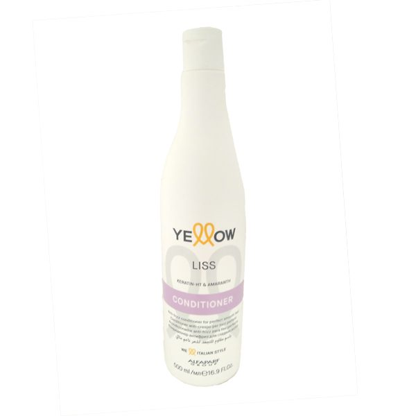 yellow liss therapy conditioner