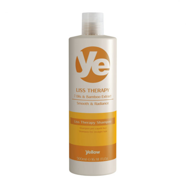 yellow liss therapy shampoo