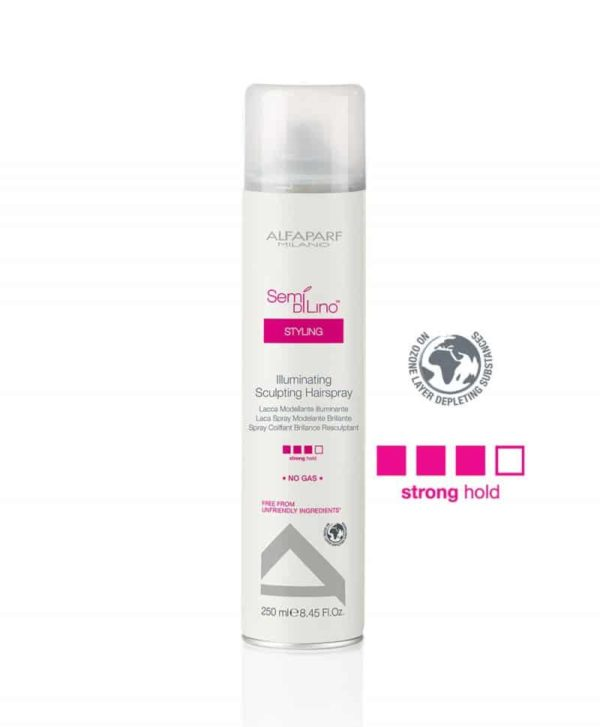 SEMI DI LINO ILLUMINATING SCULPTING HAIRSPRAY 250 ML