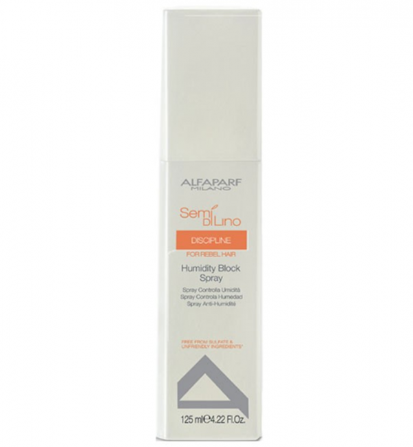 Alfaparf Semi Di Lino Discipline Humidity Block Spray