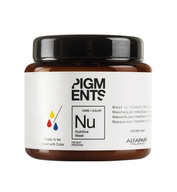 Pigments Nutritive Mask