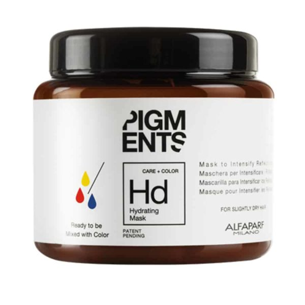 Pigments Hydrating Mask