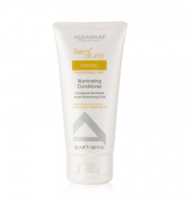 Alfaparf Semi Di Lino Diamond Illuminating Conditioner 60 ml.