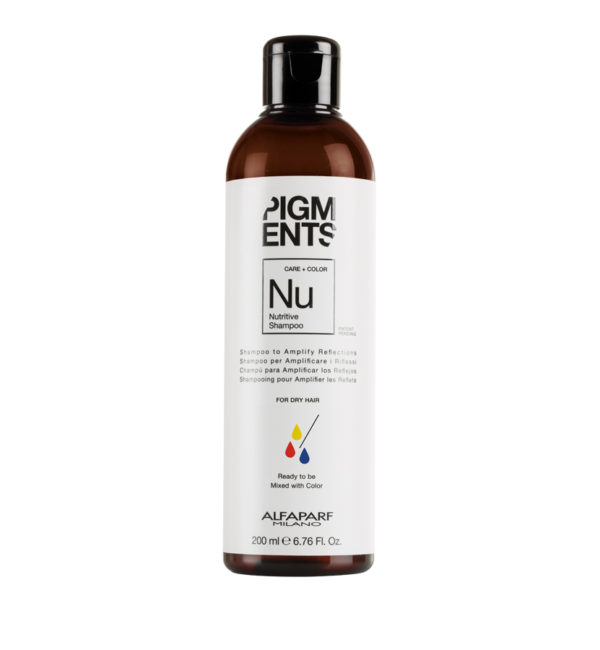 Pigments Nutritive Shampoo