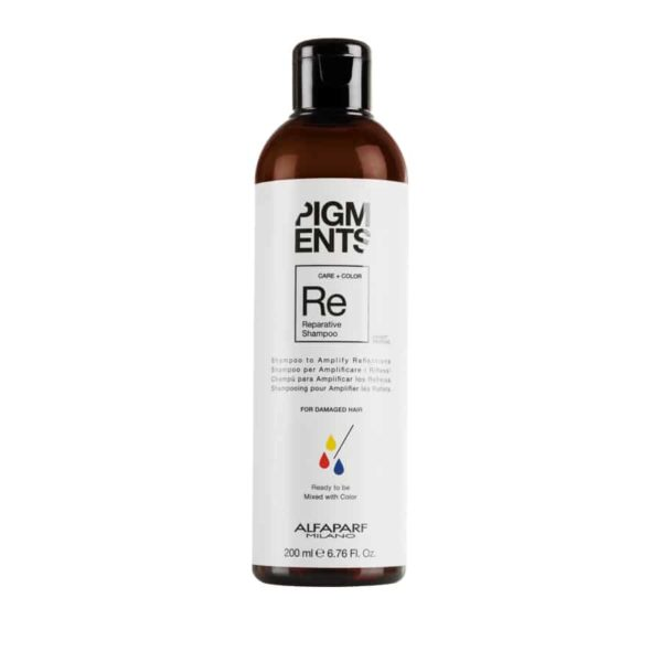 pigments reparative shampoo