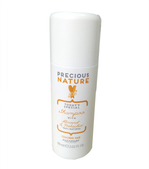 Precious Nature silicy shampoo formato travel