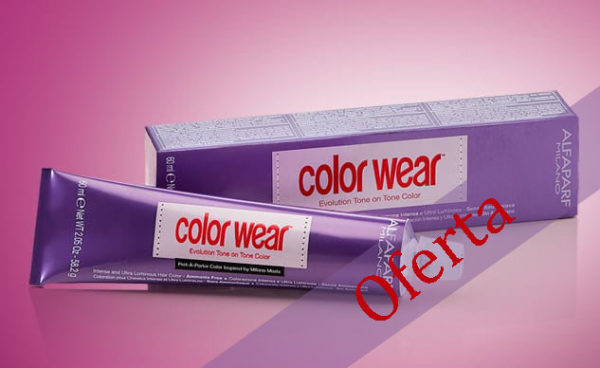 color wear oferta