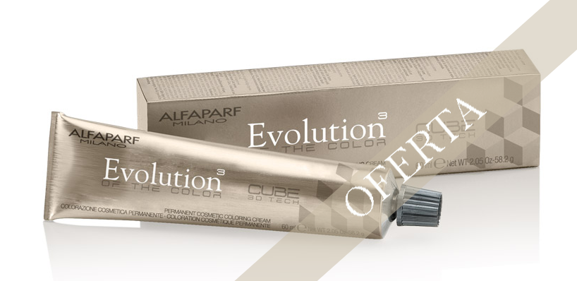 OFERTA Tintes Evolution of Color Alfaparf (3 unidades)