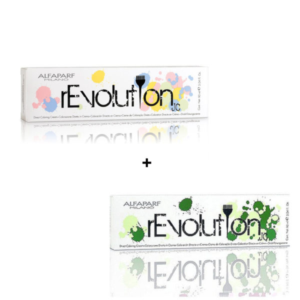 Pack Ahorro Alfaparf rEvolution Clear + rEvolution Pure Green