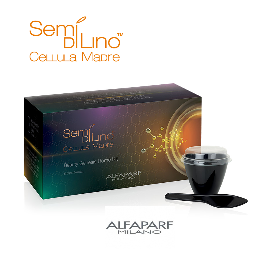 Semi Di Lino Cellula Madre Beauty Genesis Home Kit