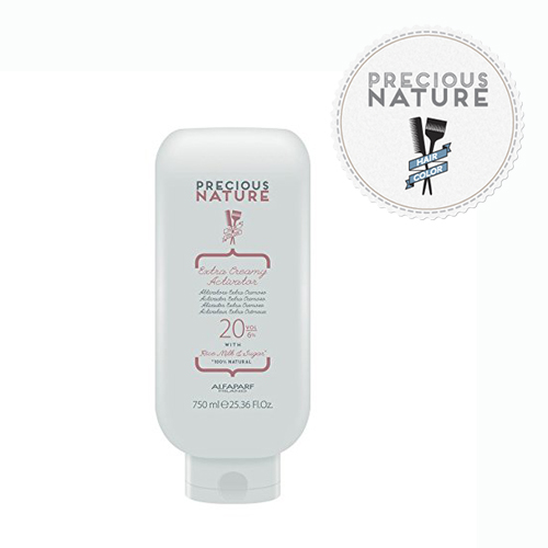 activador precious nature hair color